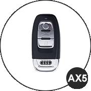 Audi AX5 Schlüsselmodell