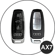 Audi AX7 Schlüsselmodell