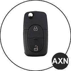 Chiave Audi - AXN