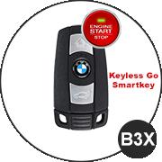 BMW B3 Schlüsselmodell