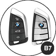 BMW B7 Schlüsselmodell