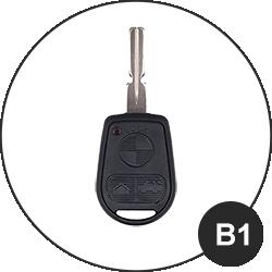 BMW Schlüssel B1