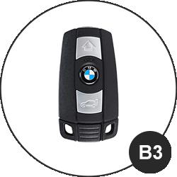 Modèle clé BMW - B3