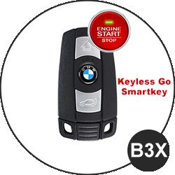 BMW Schlüssel B3X