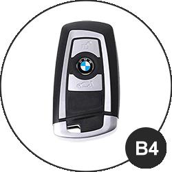 Modèle clé BMW - B4