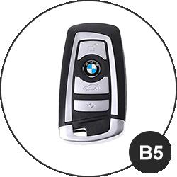 Modèle clé BMW - B5