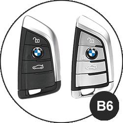 BMW Schlüssel B6