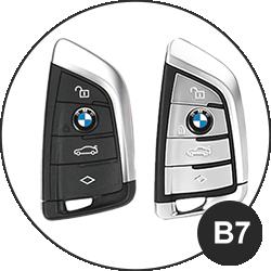 Modèle clé BMW - B7