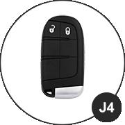 Fiat FT1 Schlüssel