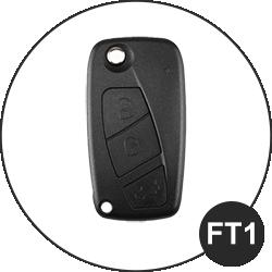 Fiat Schlüssel FT1