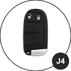 Jeep Schlüssel J4