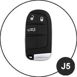 Jeep Schlüssel J5