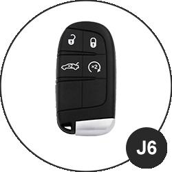 Jeep Schlüssel J6