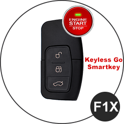 Ford Schlüssel F1X