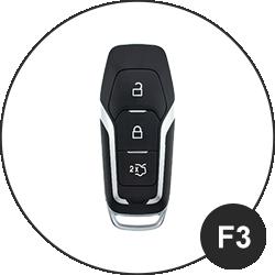 Ford Schlüssel F3