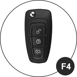 Ford Schlüssel F4