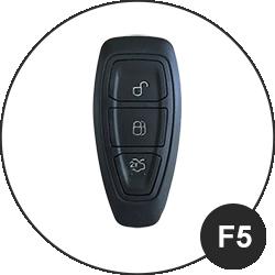 Ford Schlüssel F5