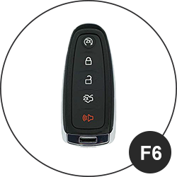 Ford Schlüssel F6