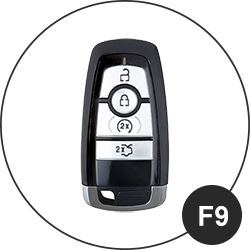 Ford Schlüssel F9