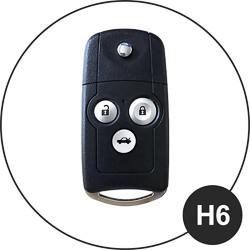 Honda fob key type - H6