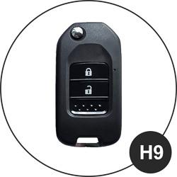 Honda fob key type - H9