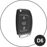 Hyundai Klappschlüssel D6
