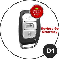 Hyundai Schlüssel D1