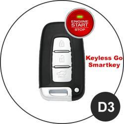 Hyundai Schlüssel D3