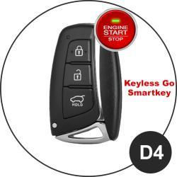 Hyundai Schlüssel D4