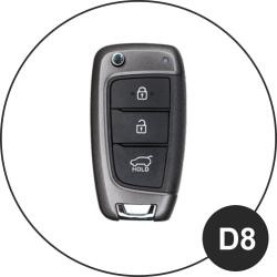 Hyundai Schlüssel D8