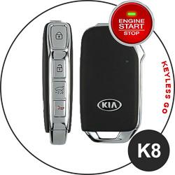 Kia Schlüssel K8