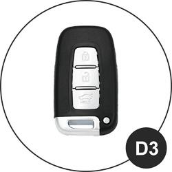 Kia Schlüssel D3