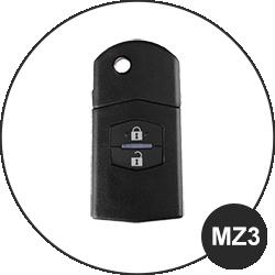 Chiave Mazda - MZ3