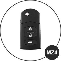 Chiave Mazda - MZ4