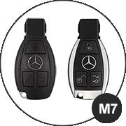 Mercedes M7 Schlüsselmodell