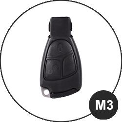 Modèle clé Mercedes Benz - M3