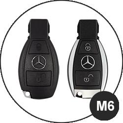 Modèle clé Mercedes Benz - M6