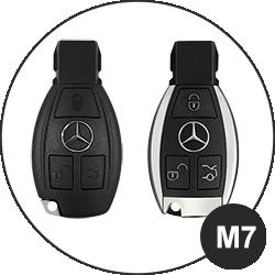 Modèle clé Mercedes Benz - M7