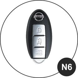 Nissan Schlüssel N6