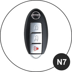 Nissan Schlüssel N7