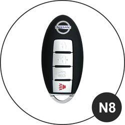 Skoda Schlüssel N8