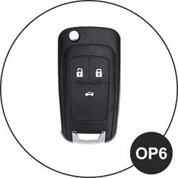 Opel Schlüssel OP6