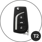 Peugeot / Citroen Klappschlüssel T2