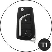Peugeot / Citroen Klappschlüssel T1