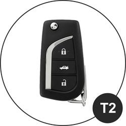 Citroen Key - T2
