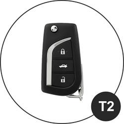 Toyota Schlüssel T2