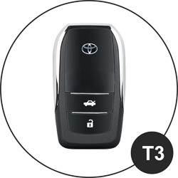 Toyota Schlüssel T3