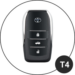 Toyota Schlüssel T4