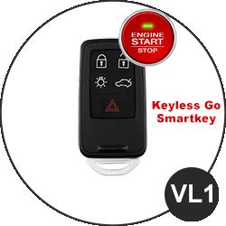 Modèle clé Volvo - VL1