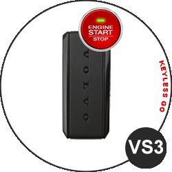 Modèle clé Volvo - VS3